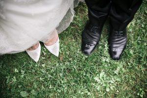 Buty pana młodego i panny młodej